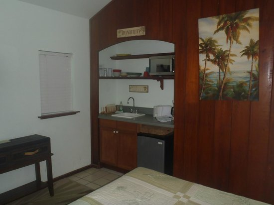 Tropical Cottages: Interior Cottage #10