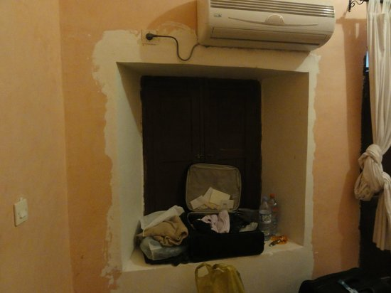 Riad Adraoui:                   heating not working