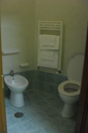 Hotel Maikol Rome: bagno
