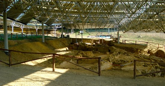 Sasso Pisano, Italien: Etruscan Thermal Ruins
