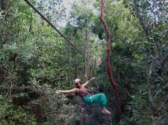 Selva Maya Eco Adventure : Diversión total