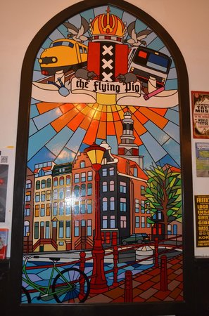 Room Picture Of Flying Pig Downtown Amsterdam Tripadvisor