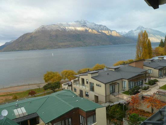 Hotel St Moritz Queenstown - MGallery Collection: View
