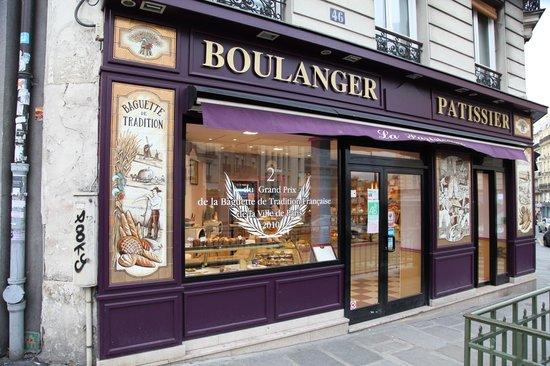Boulangerie Pâtisserie La Parisienne