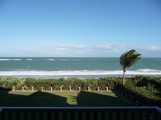 Disney's Vero Beach Resort: View from our balcony!