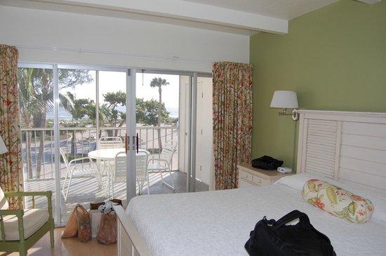 Island Inn: Unser Zimmer