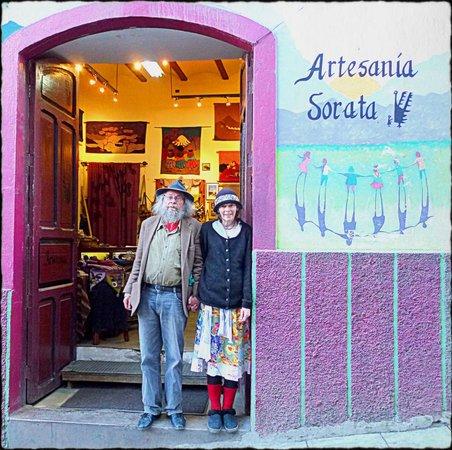 Artesania Sorata