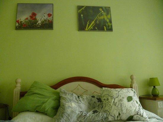 ذا سيكريت الجاردن هوستل: Bedroom