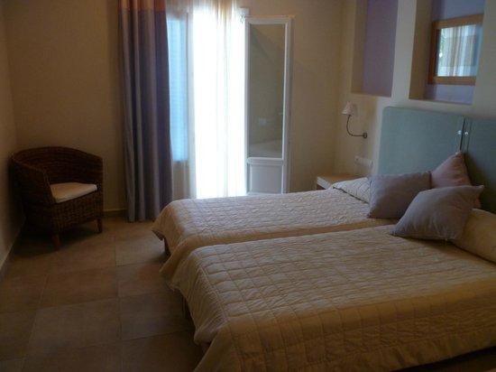 Vencia Hotel: Room