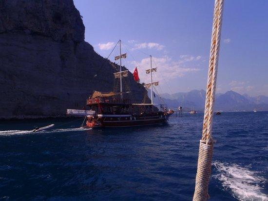 Club Med Palmiye: snorkeling