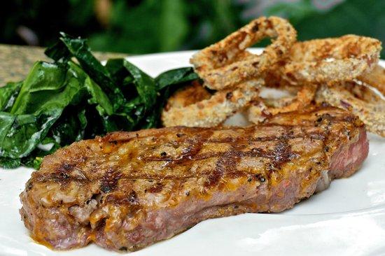 PEPE´S: Rib Eye Steak