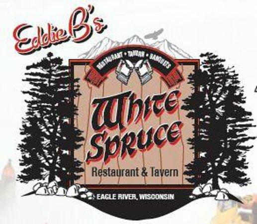 Eddie B's White Spruce Restaurant & Tavern: Logo