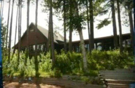 Eddie B's White Spruce Restaurant & Tavern: View from the Lake