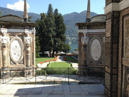 Villa d'Este:                   Hotel Grounds