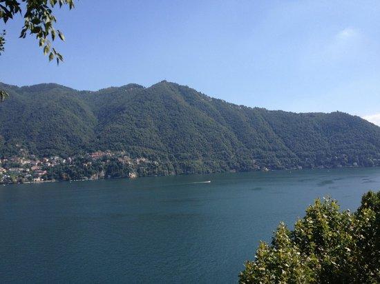 Villa d'Este:                   Lake Como