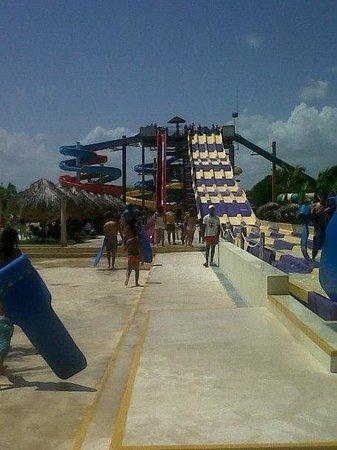 Sirenis Punta Cana Resort Casino & Aquagames: Parque