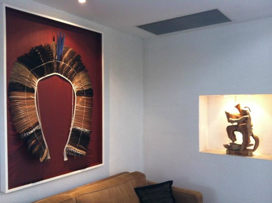 Santa Teresa Hotel RJ MGallery By Sofitel: Reception
