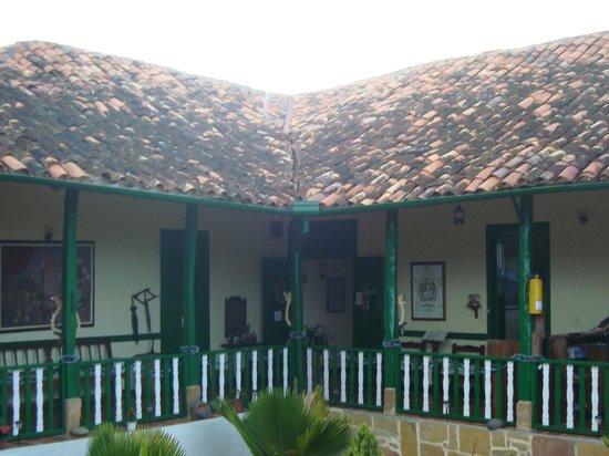 Hotel Corata : Interior