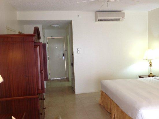 Radisson Grenada Beach Resort:                   Executive Beachfront Room #609