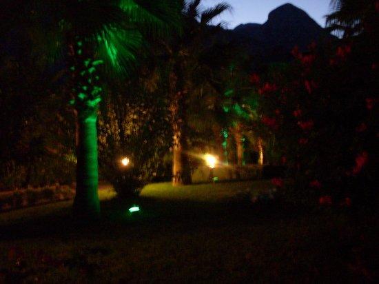 Larissa Hotel Beldibi :                   настоящая сказка