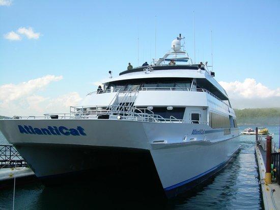 Key West Express - Marco Island : Key West Express AtlantiCat