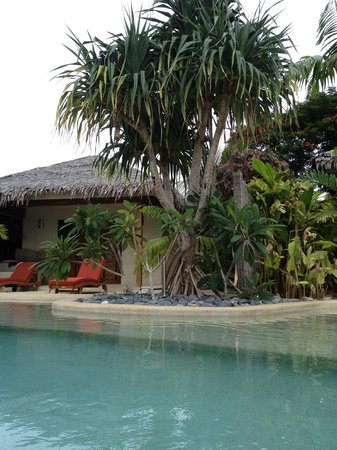 The Havannah:                   Lagoon Pool Villa