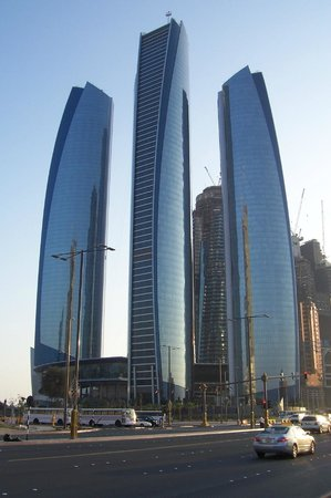 Jumeirah at Etihad Towers: hotel