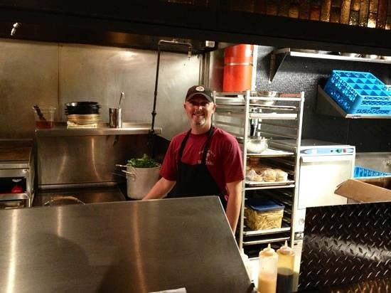Nevermind Awesome Bar And Eatery: Chef Shaun