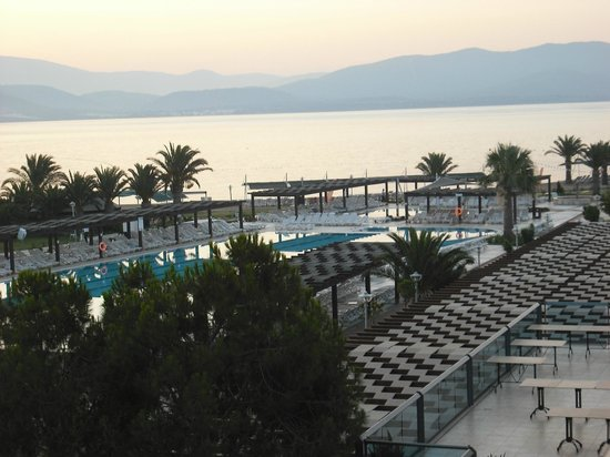 Venosa Beach Resort & Spa: View from my room