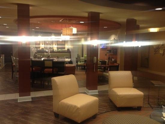 BEST WESTERN PLUS Tupelo Inn & Suites: Lobby