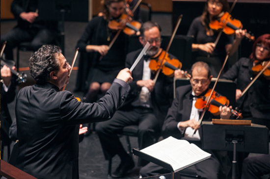 Paducah Symphony Orchestra features the region's finest classical musicians under the direction
