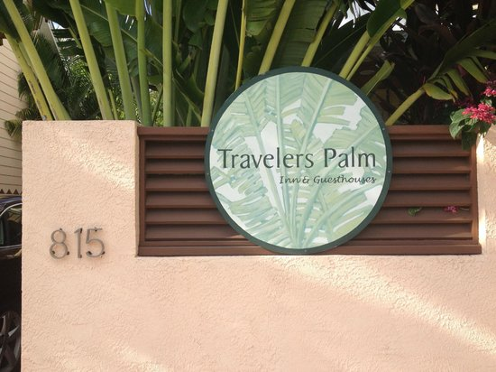 Travelers Palm Inn: Awesome Vacation Spot to get away