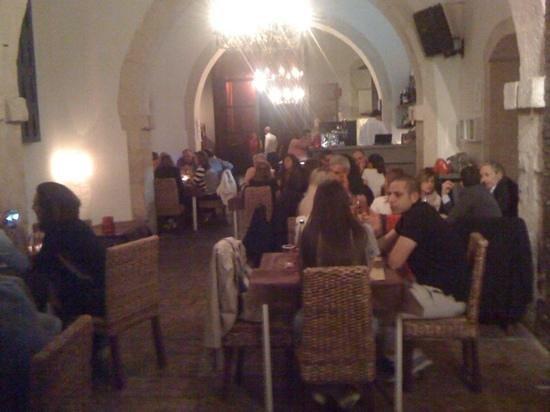 Zuma Gastro Bar : inside