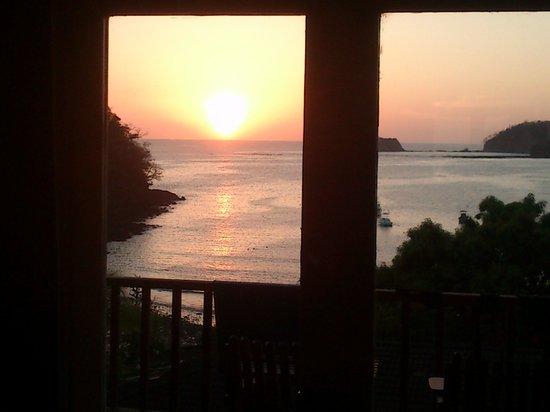 Hotel Guanamar: linda vista desde la habitación
