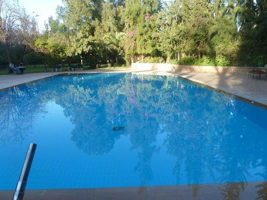 Beni Mellal, Marokko:                                     Pool