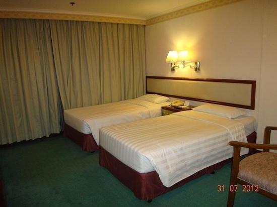 Metropark Hotel Mongkok:                   standard room