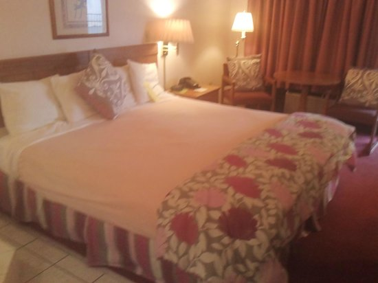 Ozark Valley Inn: First Floor King room