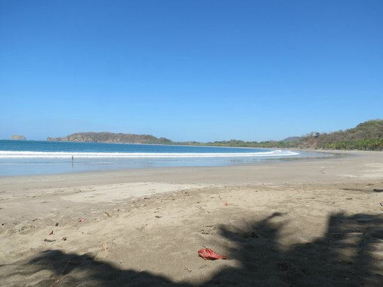 Costa Rica Motorcycle Tours:                   Playa Carillo