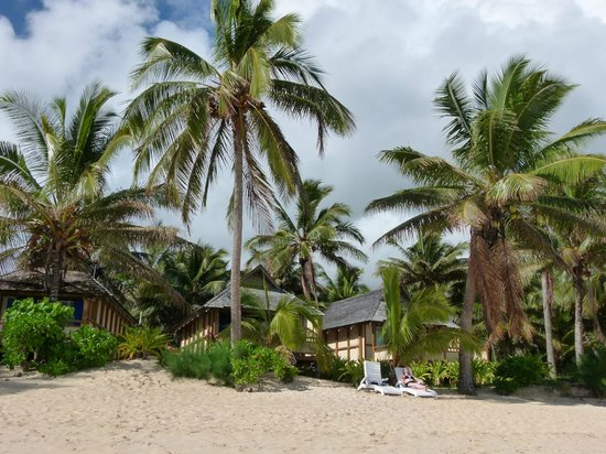 Palm Grove Beach Huts