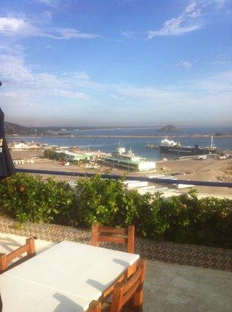 El Mirador: ferry