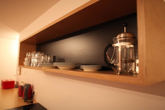 Luna Apartments:                   Well-equipped kitchen