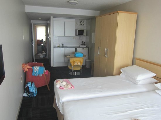 Punta Trouville Hotel: chambre 203