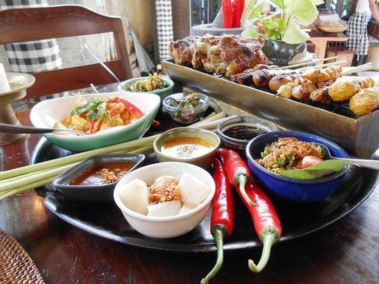 Bumbu Bali: Christmas lunch