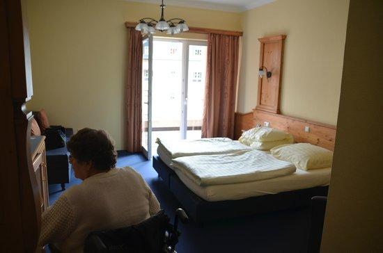 Hotel Belle Vue: Belle Vue kamer
