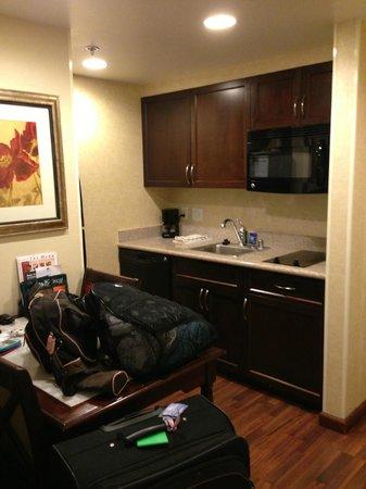 Homewood Suites by Hilton Las Vegas Airport: Cocina