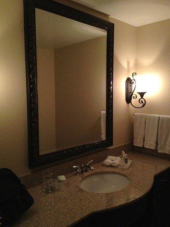 Homewood Suites by Hilton Las Vegas Airport: Lavamanos