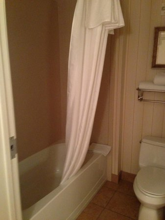 Homewood Suites by Hilton Las Vegas Airport: Baño
