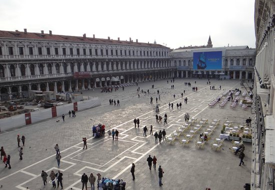 بست ويندوز: View of Piazza San Marco from the window