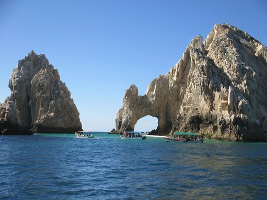 Solmar Resort:                   One Of The Famous Cabo San Lucas Vistas