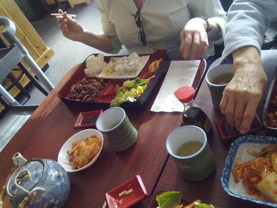 Sushi & Maki Restaurant:                   Bulgoi Bento                 